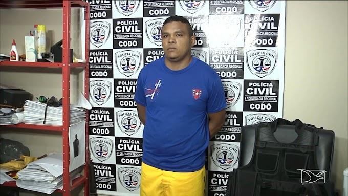 Homem é preso com 25 kg de maconha em mochilas em Codó