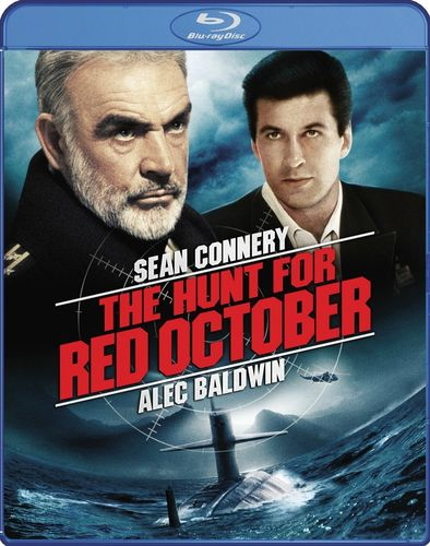 Poster Of The Hunt for Red October 1990 Dual Audio 720p BRRip [Hindi - English] Free Download Watch Online