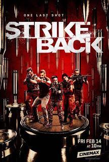 Strike Back Temporada 8