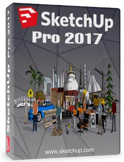 SketchUp Pro 2017 v17.2.2555 + Crack Full - www.redd-soft.com