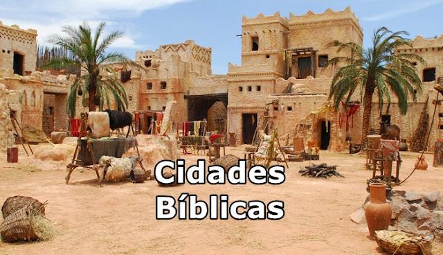 cidades biblicas