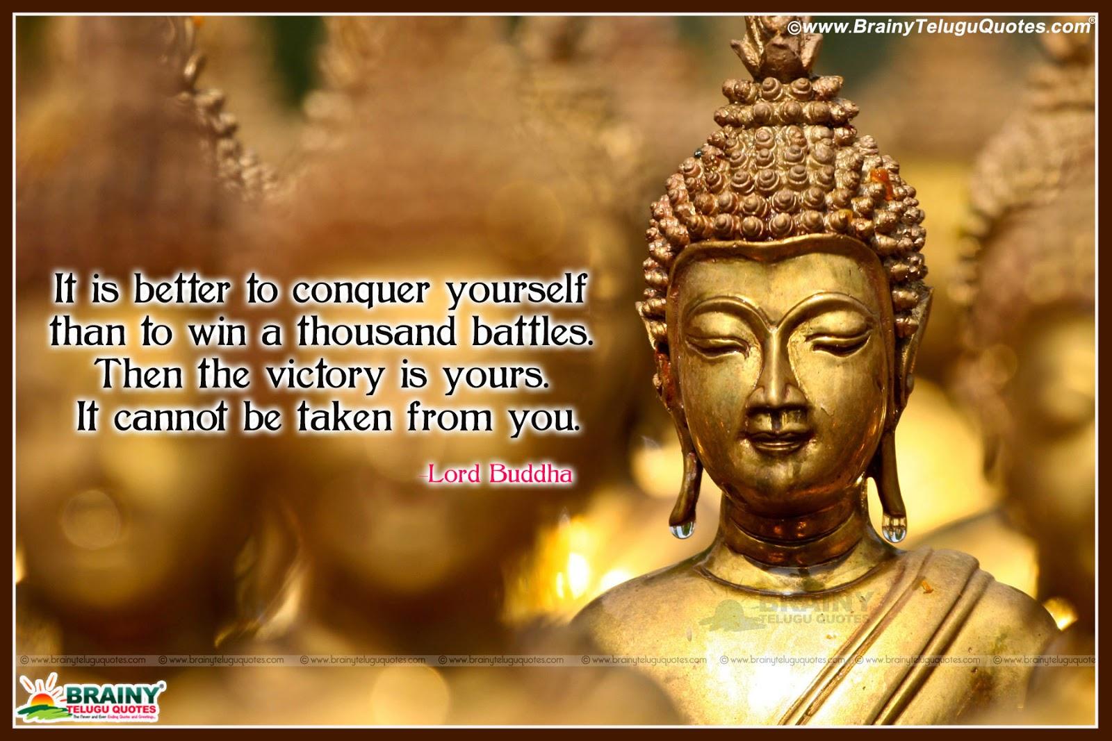 english nice inspiring gautama buddha life quotations
