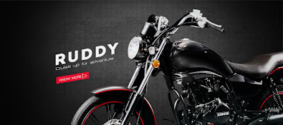 Eider Ruddy 150 Cruiser HD Image Gallery