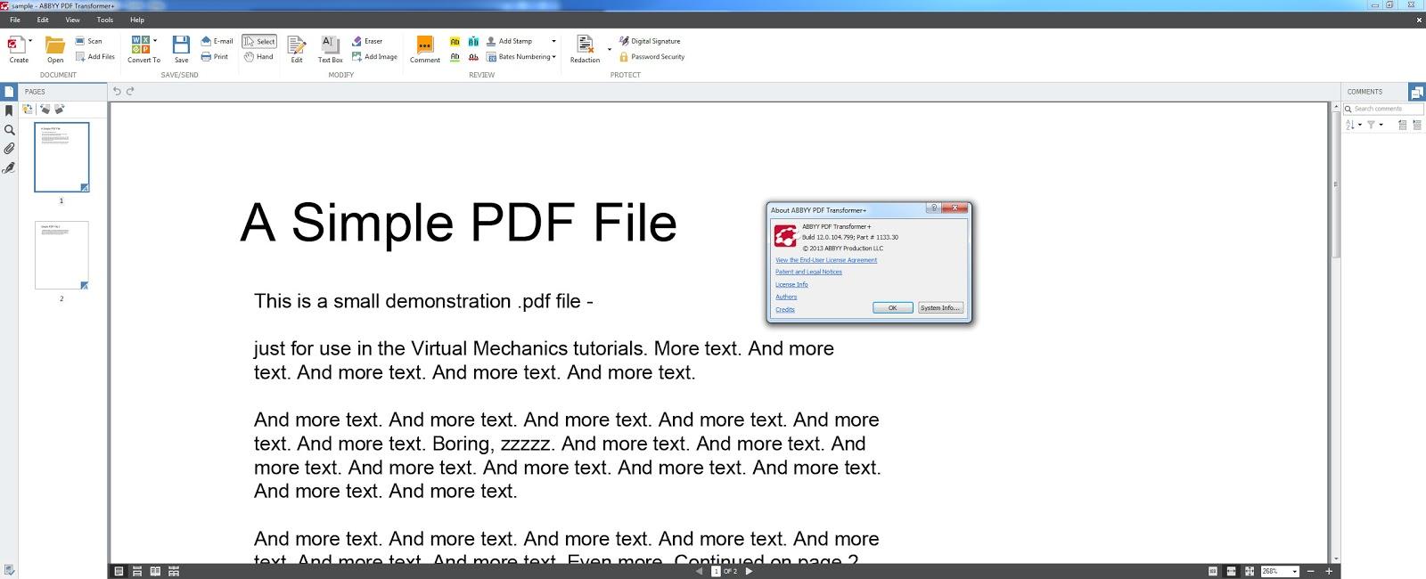 ABBYY PDF Transformer+ v12.0.104.799 Full version