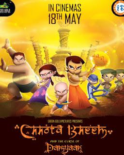 Chota Bheem Cartoon Movie