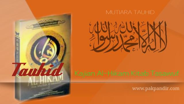 Kitab Al-Hikam Kitab Tasawuf Kajian Mutiara Islam Tauhid