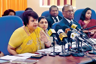 President accepts Dilrukshi's resignation
