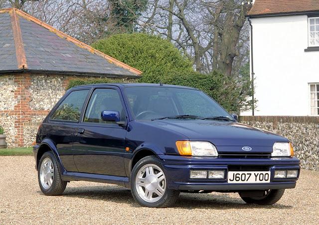 Ford Fiesta Terceira geração (1989-1995)