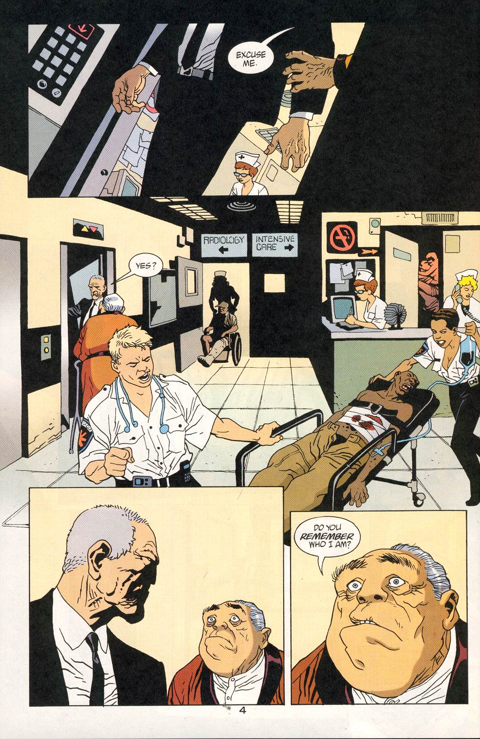 Read online 100 Bullets comic -  Issue #27 - 6