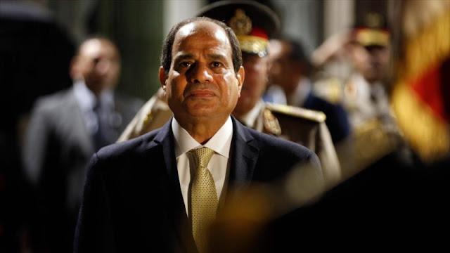 HRW pide a Francia dejar sus políticas de indulgencia hacia Egipto