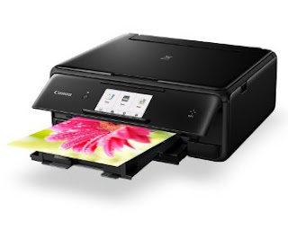 Canon PIXMA TS8060 Driver and Manual Download