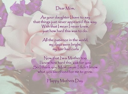 Facebook Timeline images for Mothers day