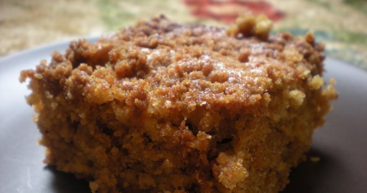 Oatmeal Coffee Cake Buttermilk
