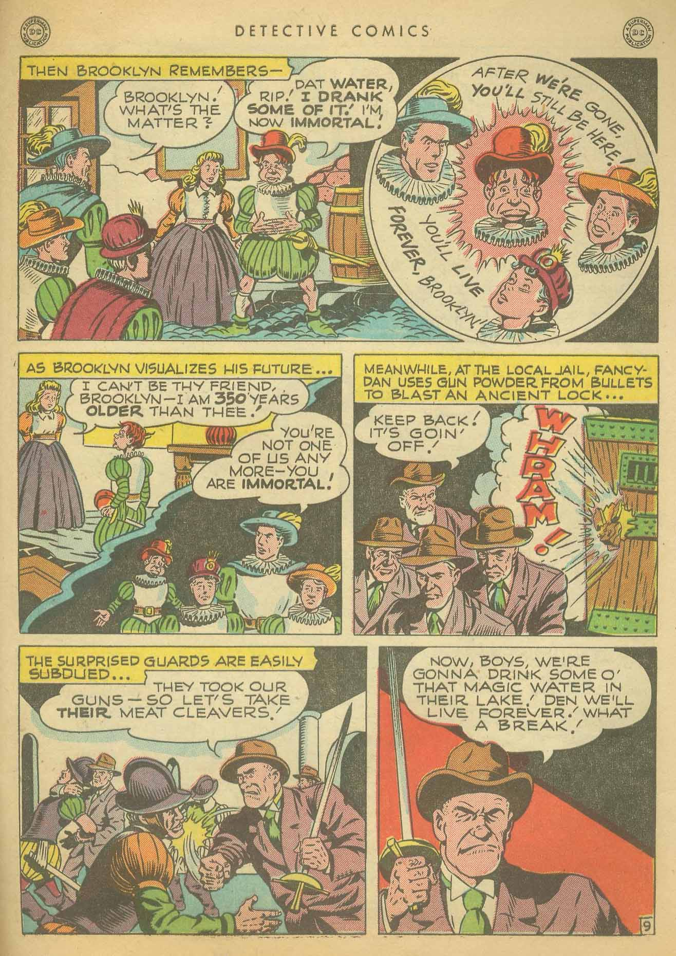 Detective Comics (1937) issue 127 - Page 45