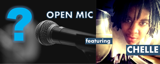Open Mic THIS SUNDAY 5/3 at 8PM!!