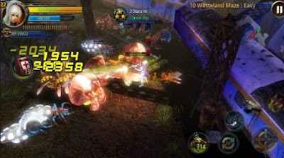 Broken Dawn 2 Mod Apk game