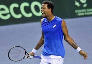 Gael Monfils tennis atp