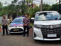 Rental Alphard Semarang