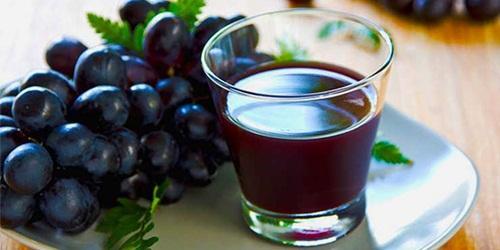 Jus buah anggur baik untuk memulihkan kondisi tubuh