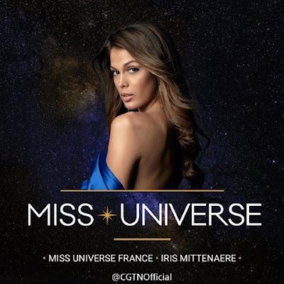 Miss France, Iris Mittenaere