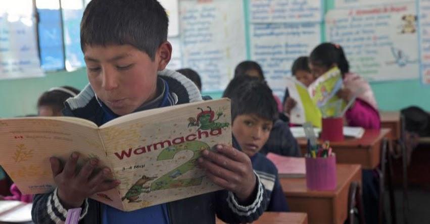 MINEDU: Ministerio de Educación forma comisión para impulsar la educación en zonas rurales - www.minedu.gob.pe
