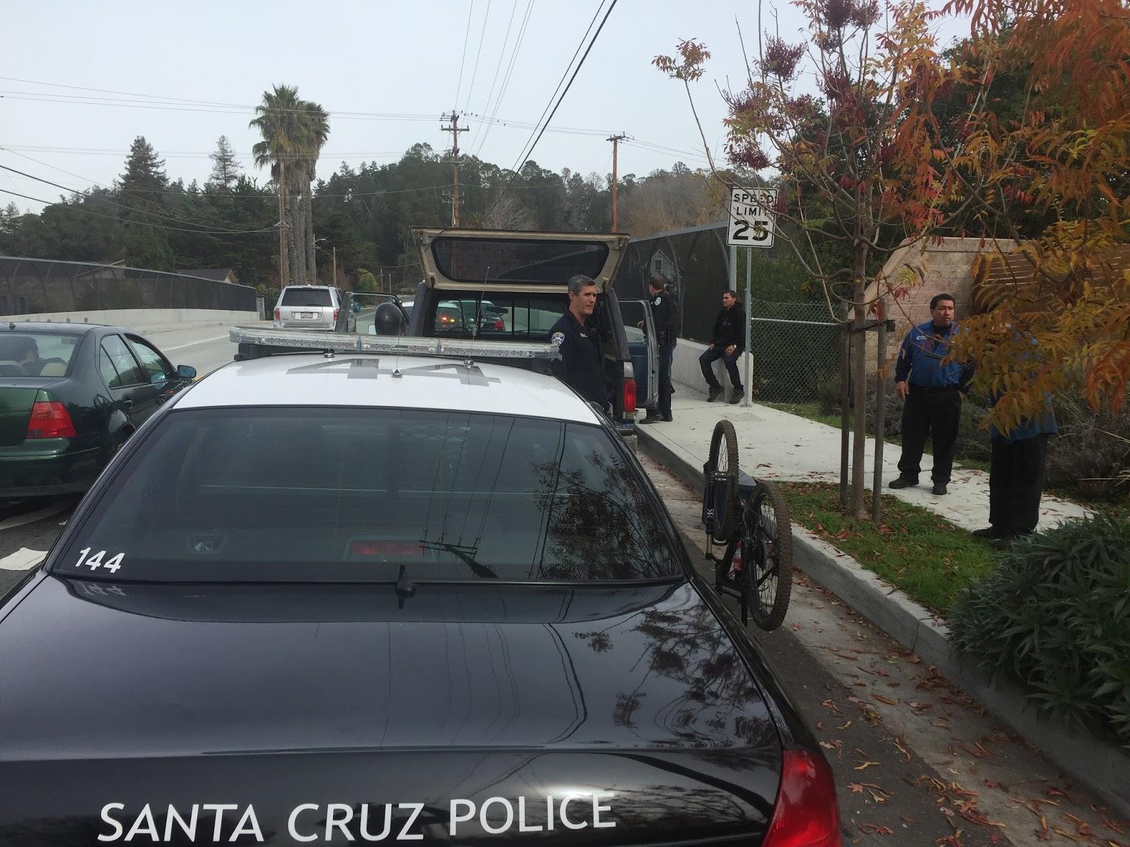 Santa Cruz Police: December 2015
