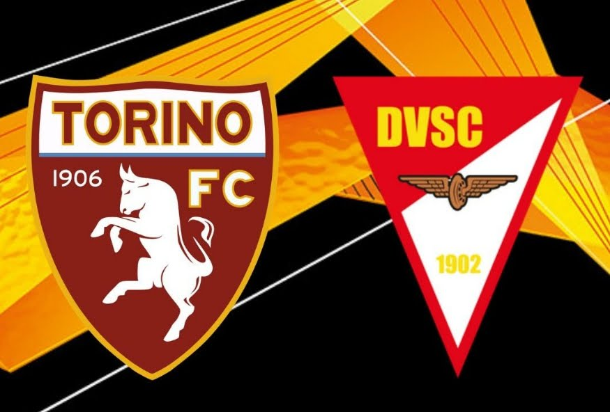 TORINO Debrecen Streaming Gratis: dove vederla Online con cellulare Android iPhone | Andata Preliminari Europa League