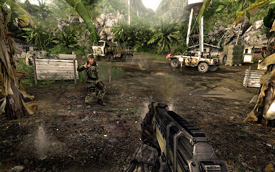 Crysis Warhead (PC) 2008