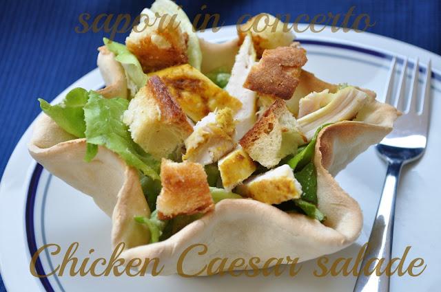 12. Chicken Caesar Salad di Antonella