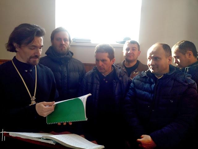 Хор «Святвечір» і Микола Палій