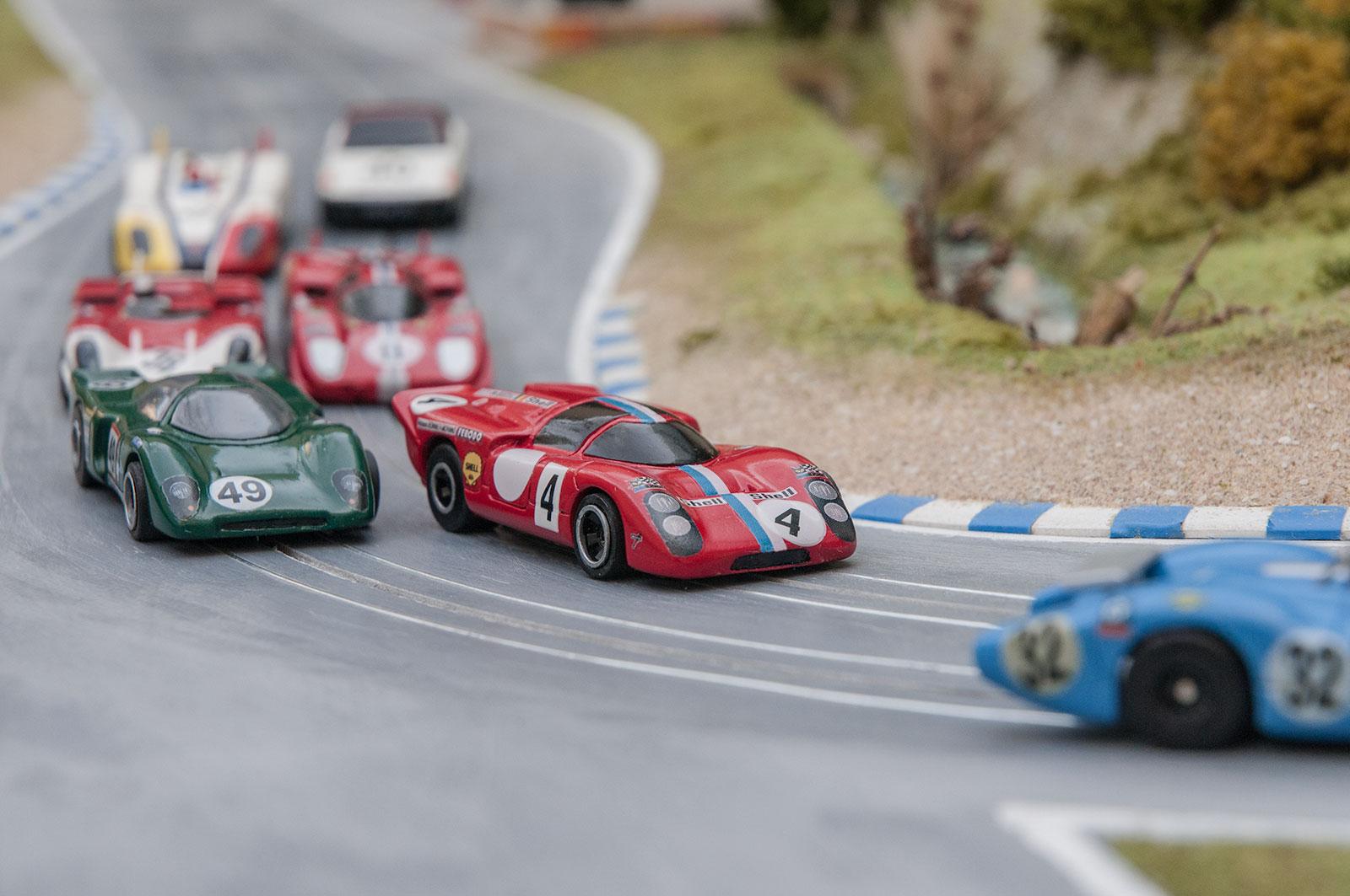 Acar Forest Hill Custom Ho Slot Cars Slot Car H0 24h Le