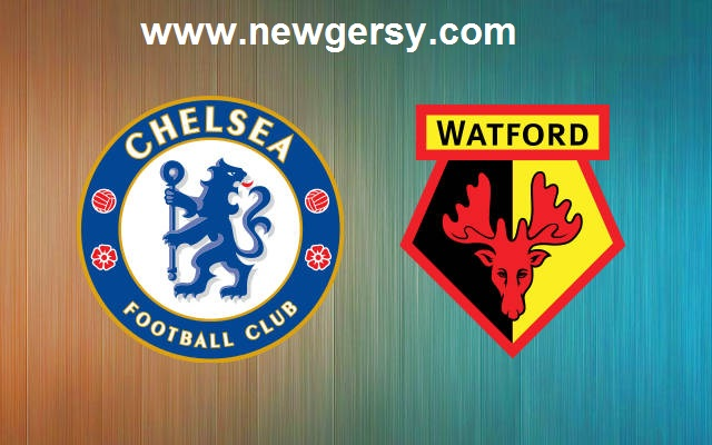 new gersy/  Chelsea vs Watford: Premier League