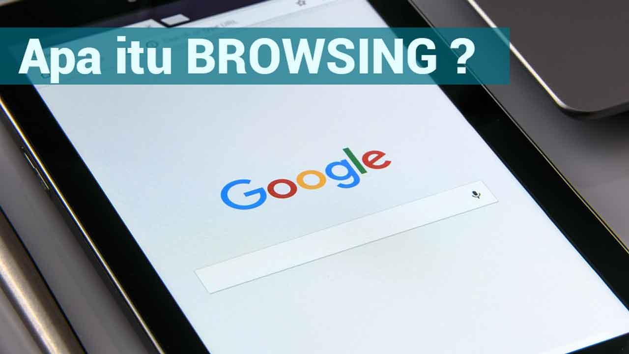 pengertian browsing adalah