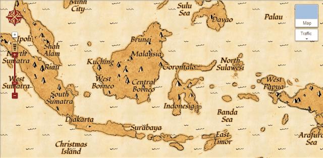 Asal-Usul Nama Nusantara dan Artinya