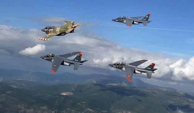 «Αερομαχία» για την εκπαίδευση των πιλότων της ΠΑ-Προτάσεις για αναβάθμιση υποδομών στην 120 ΠΕΑ
