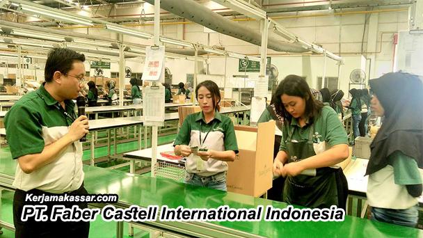 Lowongan Kerja PT. Faber Castell International Indonesia - Delivery (Makassar) Juli 2018