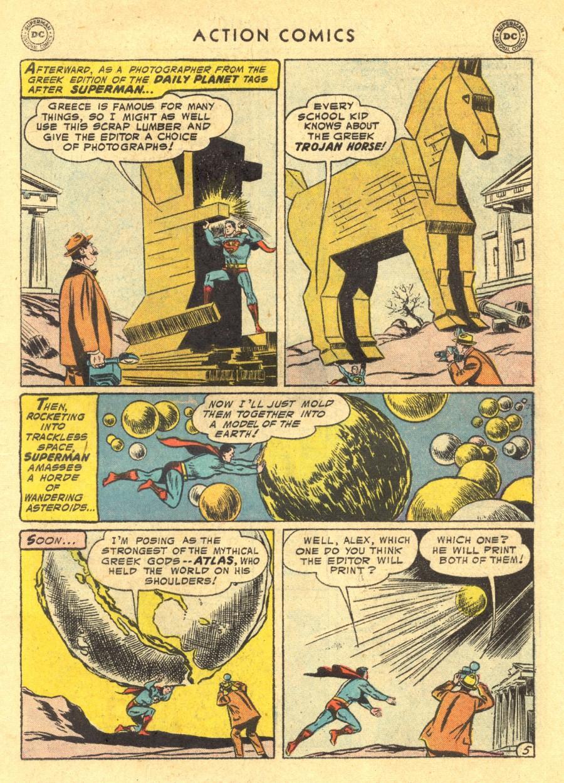 Action Comics (1938) 211 Page 6