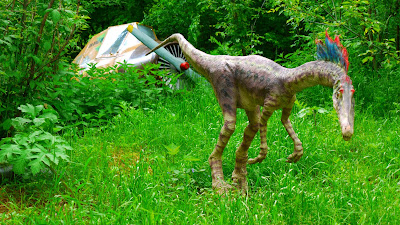 Coelophysis | facts | size