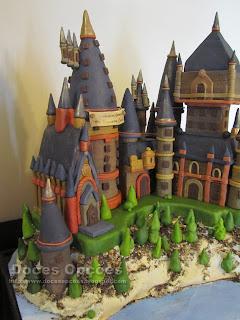 bolo estruturado castelo bragança