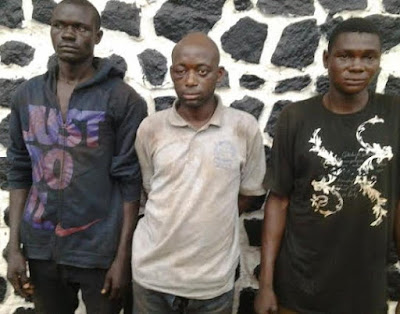 3 kidnappers arrested in kogi state