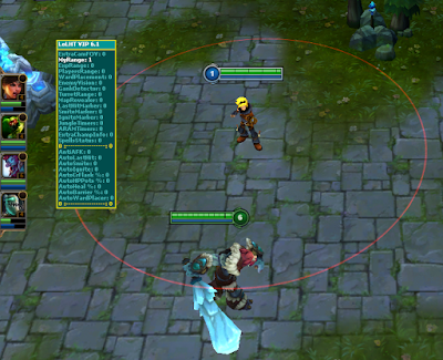 league of legends game hack