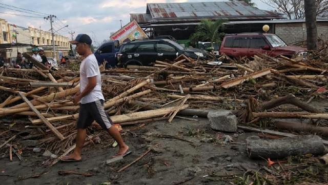 Astaga : BNPB, Korban Meninggal Dunia di Palu-Donggala 832 Jiwa