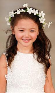 Stunning Wedding Hairstyles for Flower Girls