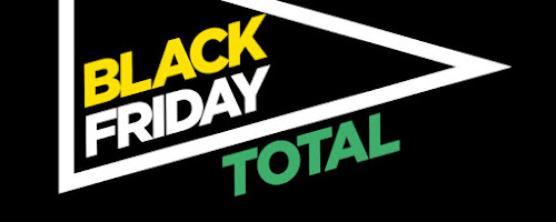 Top 10 ofertas Black Friday Total de El Corte Inglés