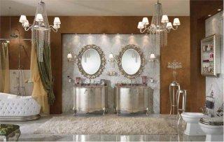 decoraidéias de design de luxo banheiro