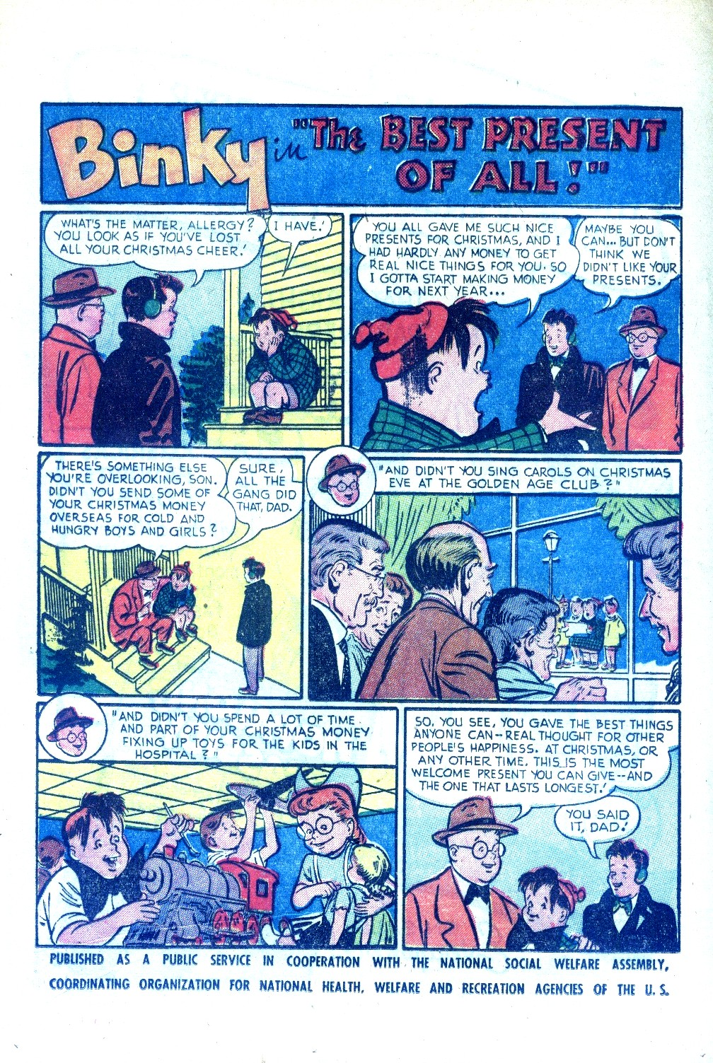 Read online Action Comics (1938) comic -  Issue #189 - 24