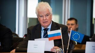 Rusia denuncia chantaje de EEUU a la UE contra el acuerdo nuclear