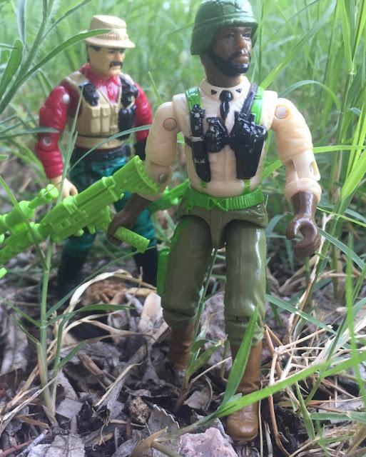 1993 Col Courage, Bazooka, Battle Corps