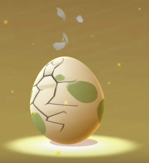 Egg Hatching Pokemon Go