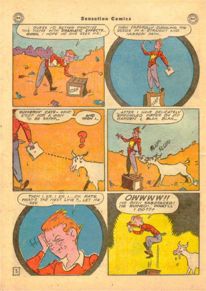 Read online Sensation (Mystery) Comics comic -  Issue #70 - 35